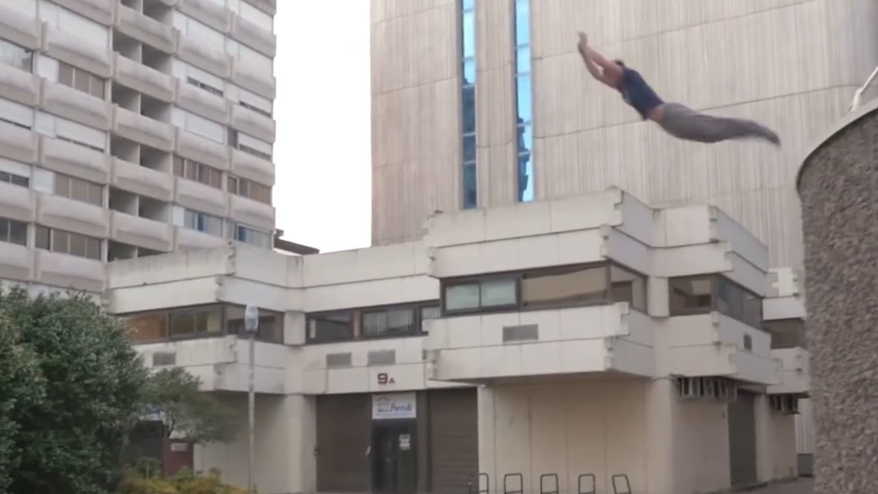 Parkour and Freerunning 2016 - Fast Moves