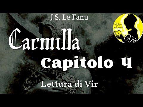 S. Le Fanu: Carmilla - Parte 4 - Audiolibro ita [Lettura di Vir]