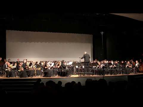 Orange County Honor Band 2018 - Only Light