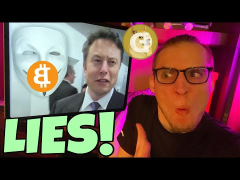 Elon Musk Bitcoin/Dogecoin Announcement ⚠️ TRUTH REVEALED ⚠️