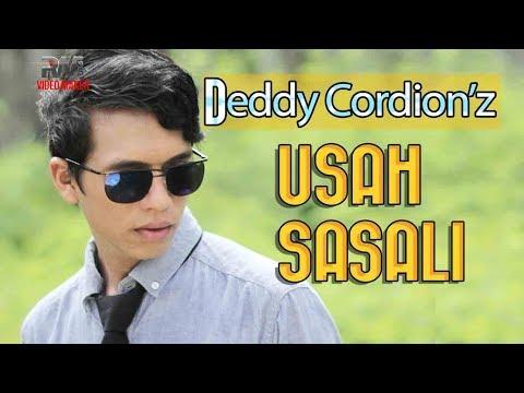 dEDDY CORDION'Z - Usah Sasali (  HD)