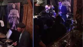 Richie Vitale Quintet live at Smalls Jazz Club playing Cliff