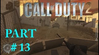 Call of Duty 2 Part #13 Gameplay, Walkthrough (No Commentary)