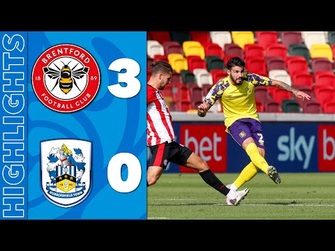 Brentford Huddersfield Goals And Highlights