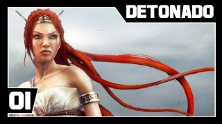 Heavenly Sword - Detonado - Parte #1 - Kratos de Saia? - [Dublado 60fps]