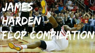 James Harden Flop Compilation | Highlights