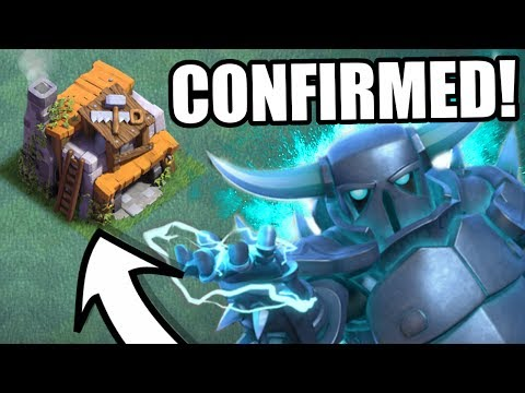 Thumbnail: BUILDER'S HALL 6 CONFIRMED + NEW TROOPS & DEFENSES COMING SOON! - Clash Of Clans HUGE UPDATE 2017!