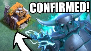 BUILDER'S HALL 6 CONFIRMED + NEW TROOPS & DEFENSES COMING SOON! - Clash Of Clans HUGE UPDATE 2017!