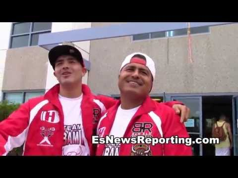brandon rios on ggg vs cotto does miguel take fight? EsNews