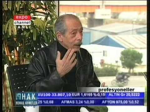 Expo Channel - Profesyoneller - Genco Erkal - 12.10.2005