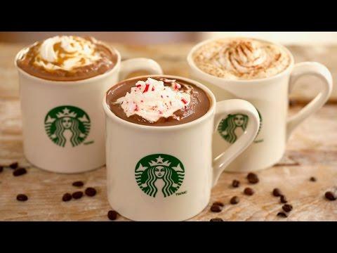 Homemade Starbucks Drinks - Gemma's Bigger Bolder Baking Ep 148