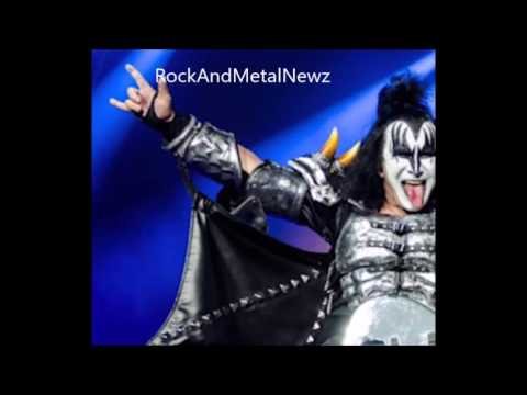 Gene Simmons drops his bid to trademark devil's horns - Chimaira to reunite for one show!
