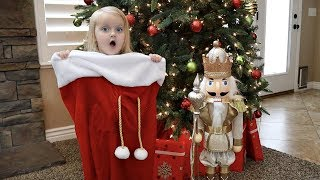 What's Inside SANTA'S BAG? Toy Collector