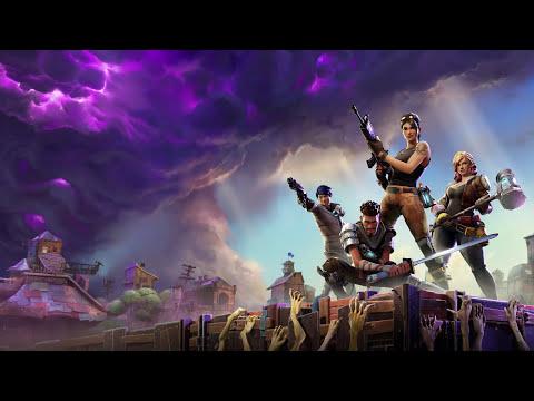 Fortnite OST - Battle Royale Menu Music (Rock Version)