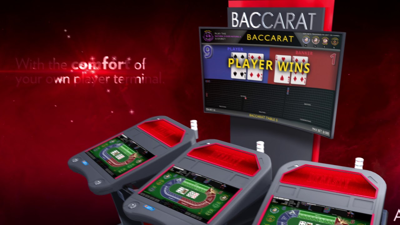 IGT Dynasty RNG Baccarat - Promotional Video - YouTube