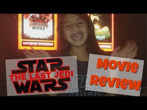 Star Wars Last Jedi- Movie Review- Harkins Theater Cine 1