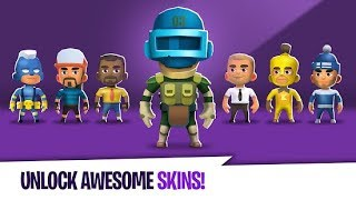 Battlelands Royale | Multiplayer Battle Royale GamePlay