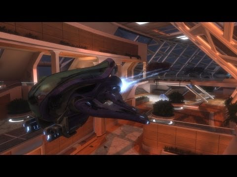 Halo: Reach New Alexandria LASO in 8:27 *World Record*