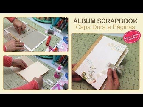 Álbum de Scrapbook – Smashbook