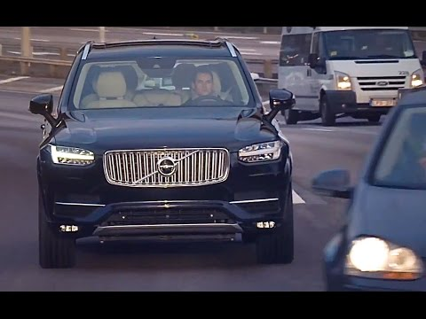 Volvo Self Driving Car Goes Live On Public Roads In 2017 Commercial HD Volvo Drive Me CARJAM TV 2016