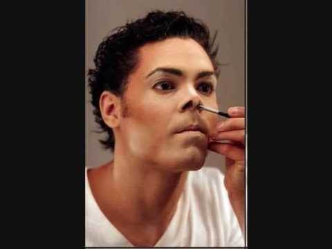 Make over to Michael Jackson