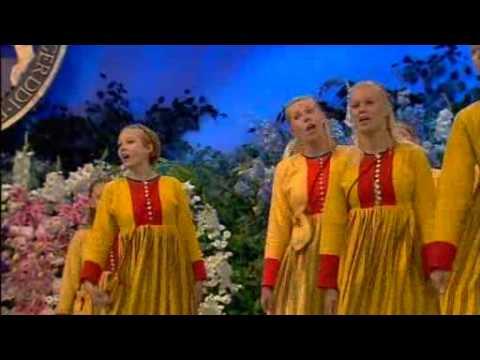 Llangollen Eisteddfod 2009 -Estonian Television Youth Choir