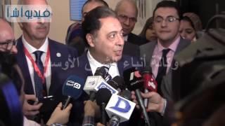 بالفيديو: وزير الصحة