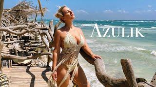 TULUM AZULIK SKY WILLA TOUR MEXICO