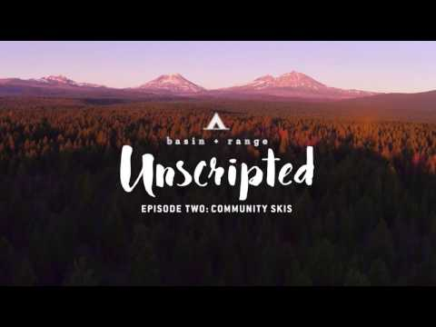 Basin and Range Unscripted Community Skis