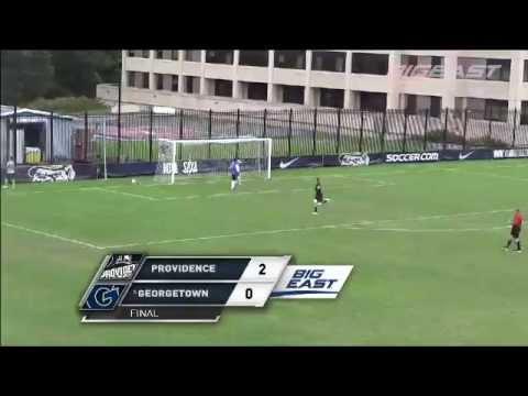#BEDN Highlights MSOC: Providence Stuns Georgetown 2-0