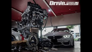 BMWのエンジンがブローする理由|M3/M4の人は必見!!|ノーマルでも壊れます。