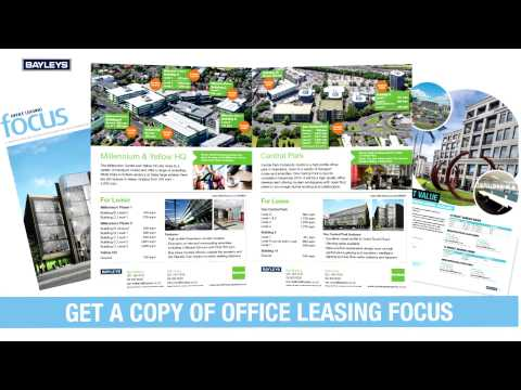 August 2014 Edition of Office Leasing Focus is Out Now!