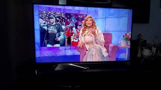 "Wendy Williams calls the Kansas City Chiefs ""shitty"" on live tv"