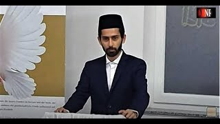 Promo Video Introductory Live Session 9 With Respected Brother Nooruddin Ashraf Sahib Of Germany.