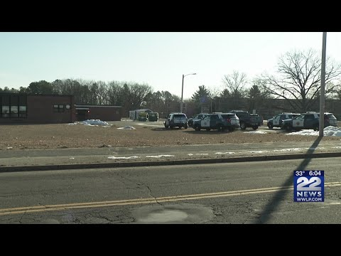 Teen arrested, another summonsed after gun report at Chicopee Academy