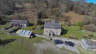 Cwmbach Farm & Barn Self catering in the Brecon Beacons National Park in Wales