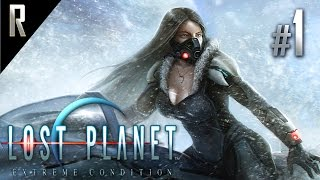 ► Lost Planet 1 (Extreme Condition) - Walkthrough HD - Part 1