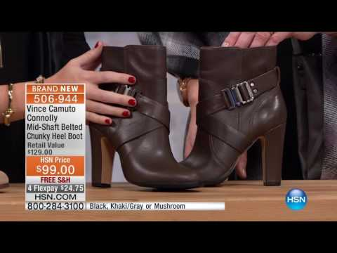 HSN | Vince Camuto Collection / twiggy LONDON Fashions 10.11