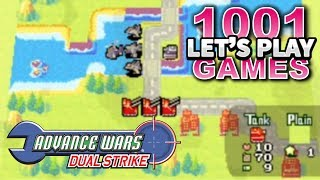 Advance Wars: Dual Strike (Nintendo DS) - Let