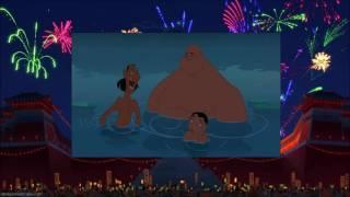 Mulan - Bathing Scene {Japanese}
