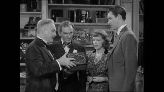 "Video The Shop Around the Corner (1940): ""I want your honest opinion..."" download MP3, 3GP, MP4, WEBM, AVI, FLV November 2017"