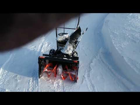 PRO снегоуборщик PATRIOT