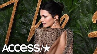 Kendall Jenner, Victoria Beckham & More Stars Dazzle At The 2018 British Fashion Awards