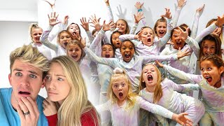 Download Everleigh's Insane Birthday Party Sleepover With 20 Girls!!! Mp3 and Videos