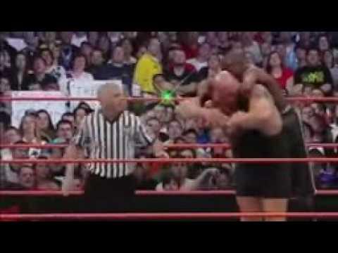 Floyd Mayweather vs Big Show
