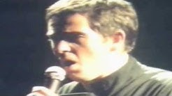 PETER GABRIEL - Womad Festival - Shepton Mallet ( Bath) july 16, 1982