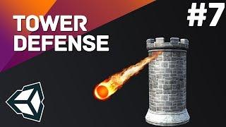 💻 Создание 2D Tower Defense в Unity | #Урок 7 - Класс врагов и способности  башен