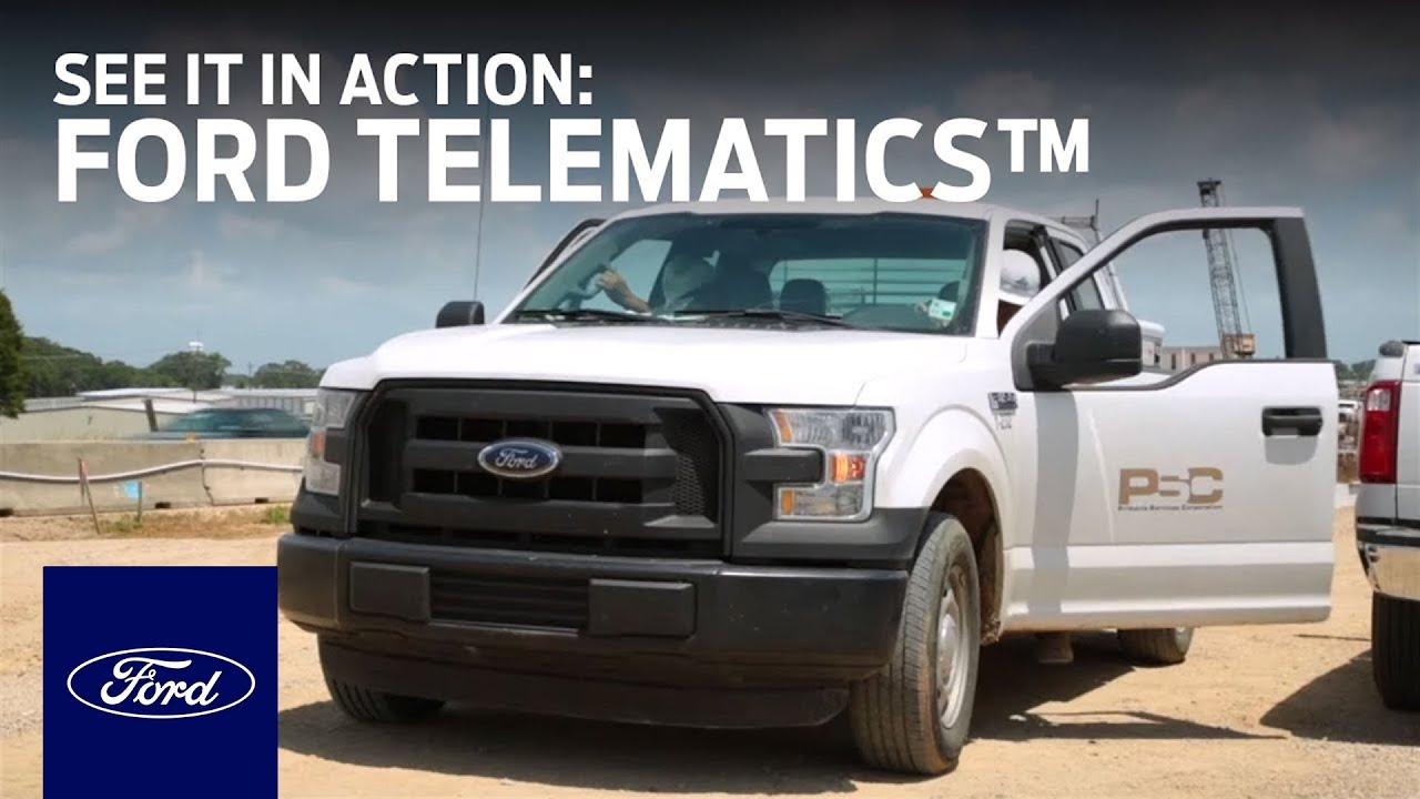 Ford Telematics™: See it in Action   Ford Commercial Solutions   Ford