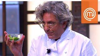 Lo chef Locatelli prepara un minestrone gourmet   MasterChef Italia 8