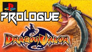 [PSX] Dragon Valor | Walkthrough | Chapter 0 | Prologue | Clovis Gameplay